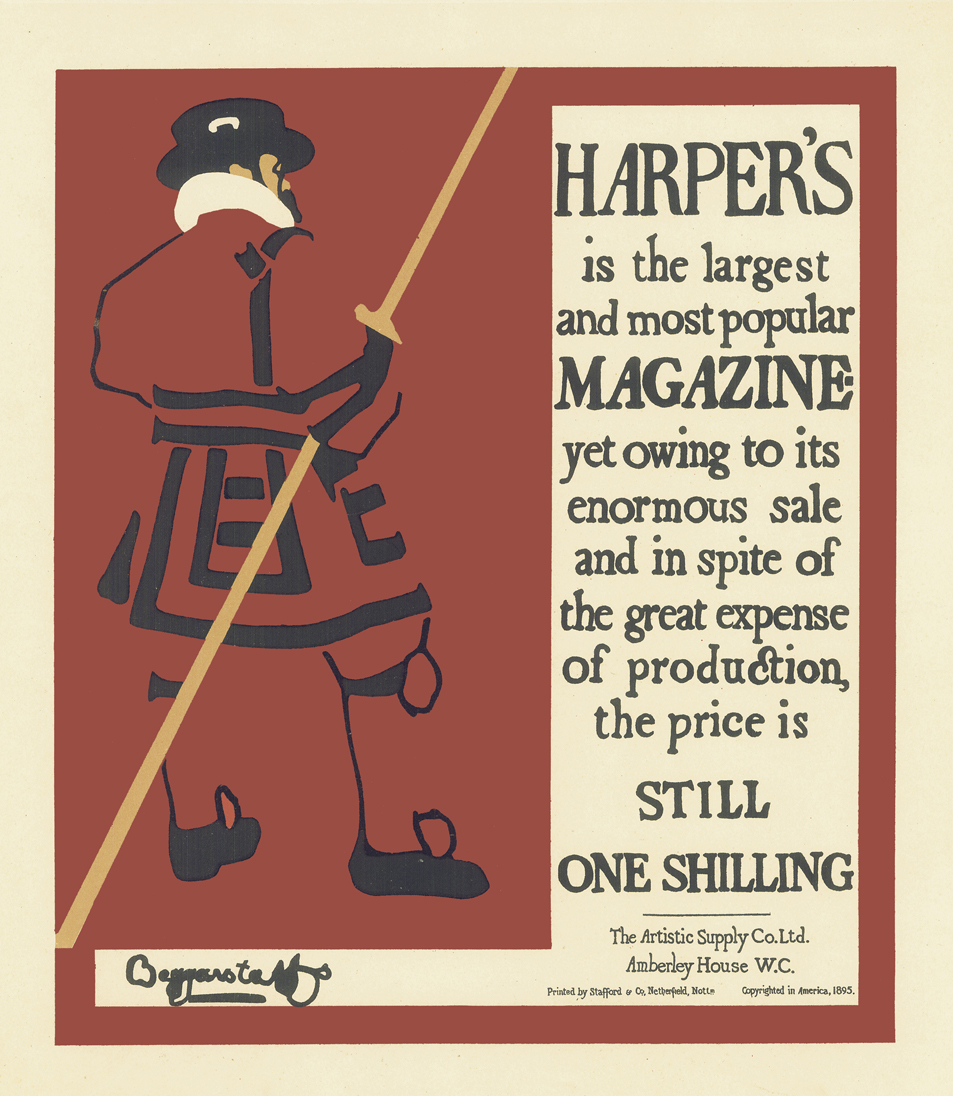 Harper's Still One Shilling
