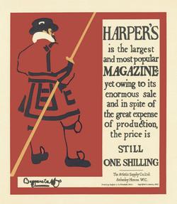 Harper's Still One Shilling