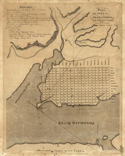 Alexandria, VA 1798