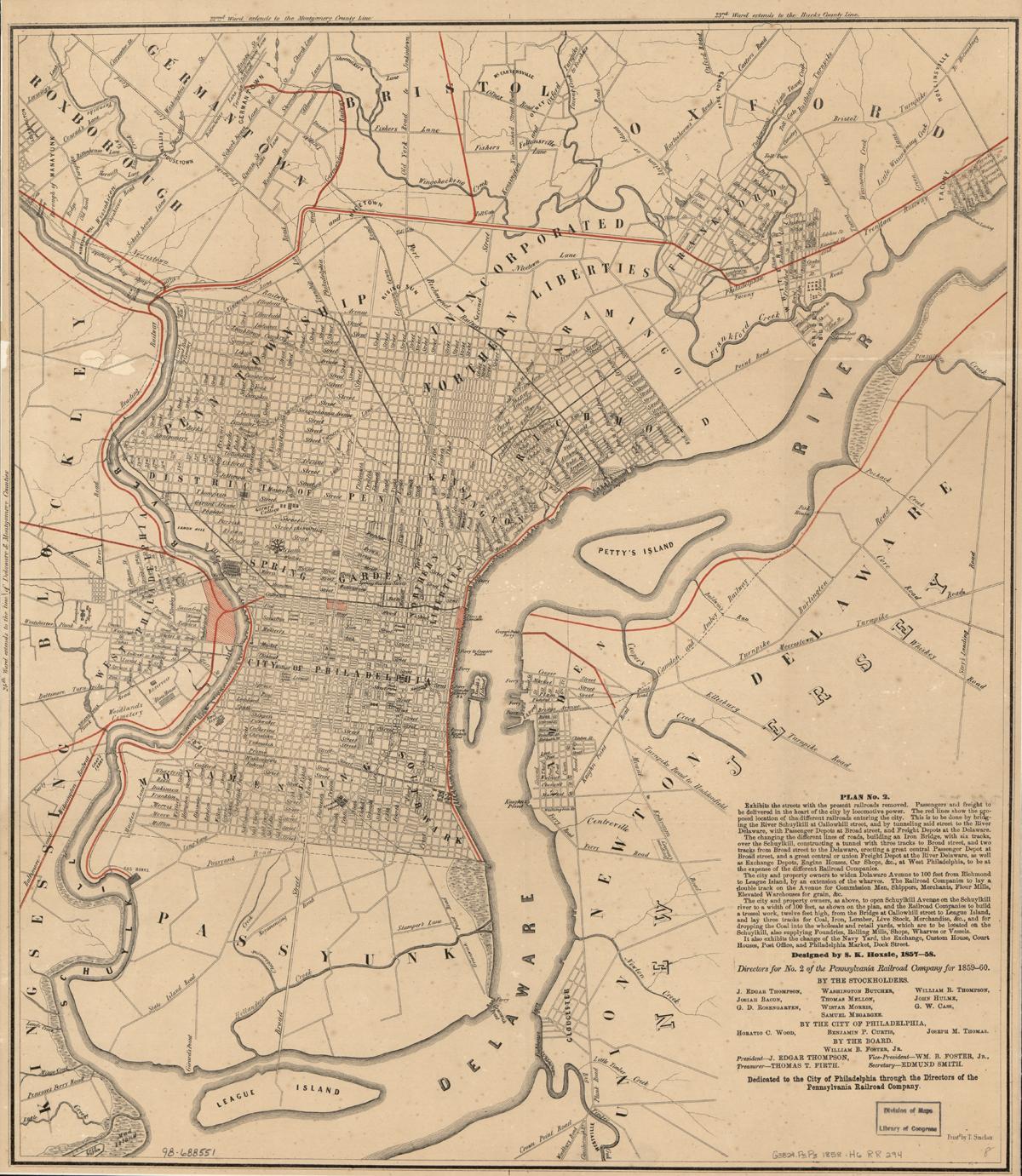Philidelphia 1858