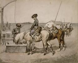 An Amoor Cossack