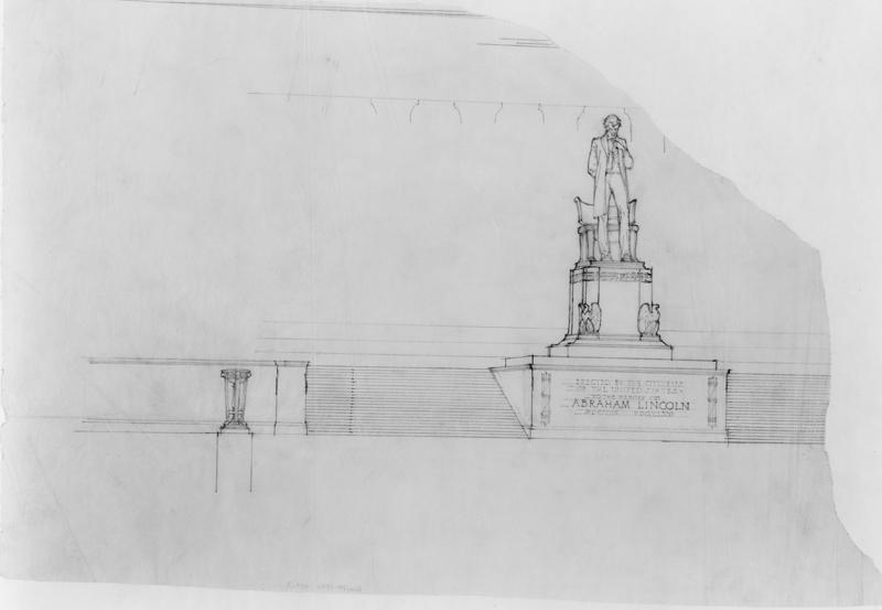 Lincoln Memorial Sketch 2
