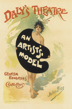 An Artist's Model