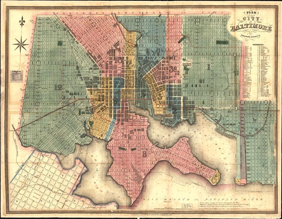 Baltimore 1836