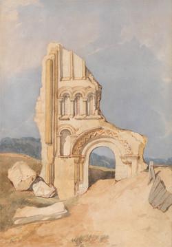 Ruins of a Norman Church