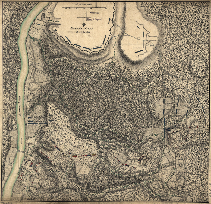 Stillwater Battle Map