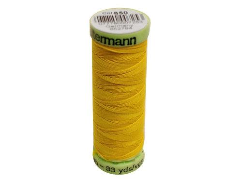 Gutermann Top Stitch Heavy Duty Thread 33 yd. #850 Goldenrod