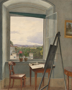 View from the Artist's Studio
