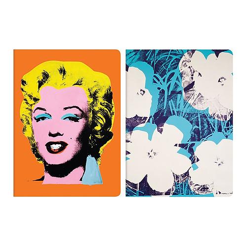 Writer's Notebook Set - Andy Warhol