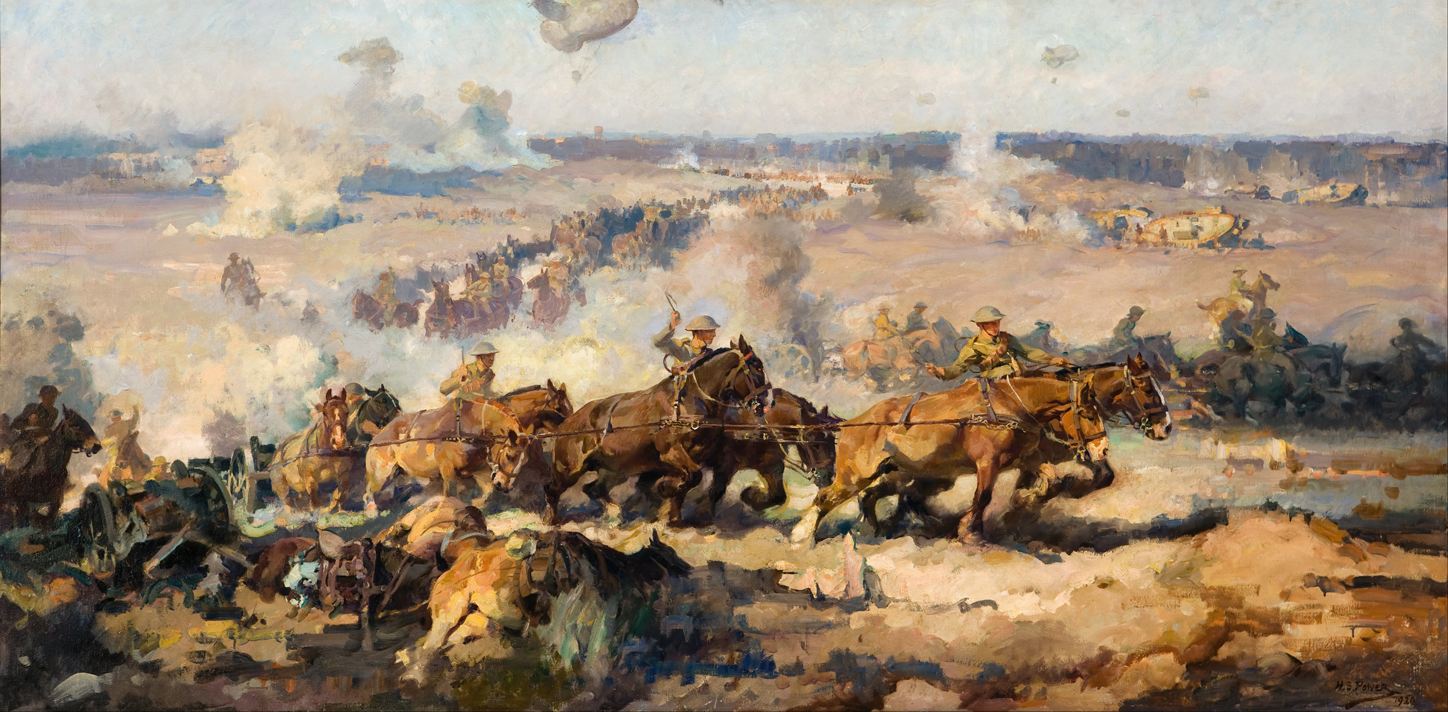The Battle Before Villers-Bretonneux