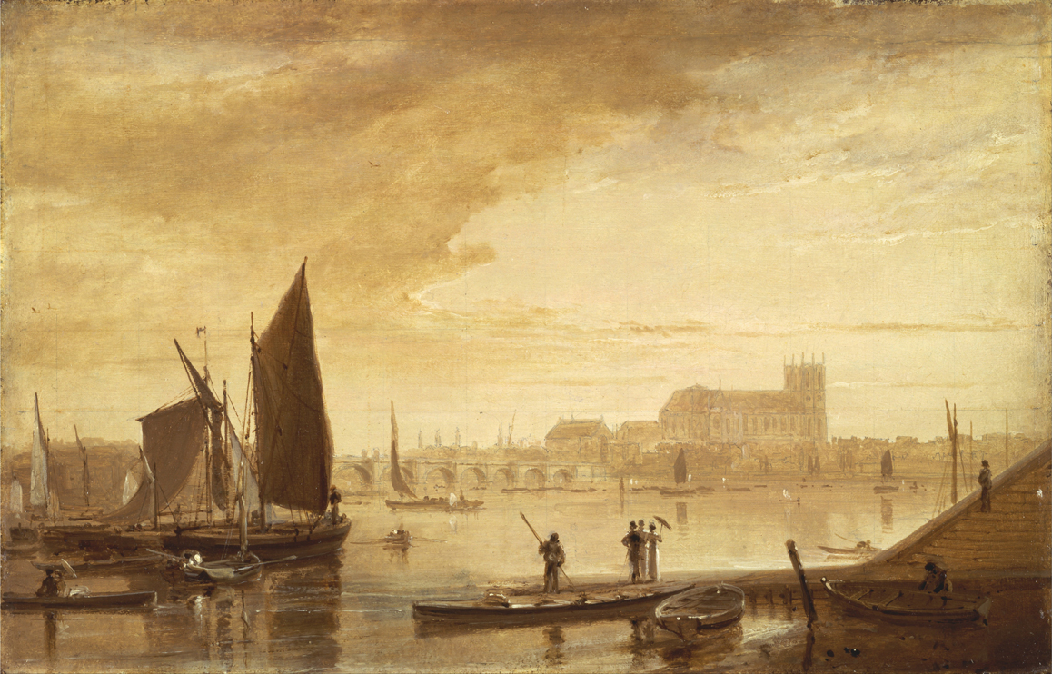 Westminster Bridge and Abbey