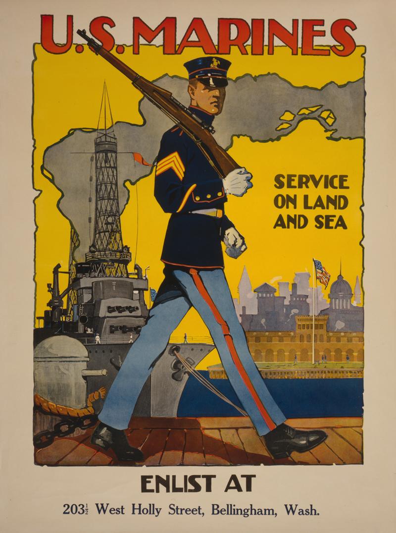 Marine Service Land and Sea