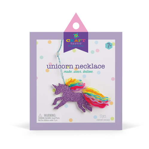 Craft-tastic Unicorn Necklace Kit