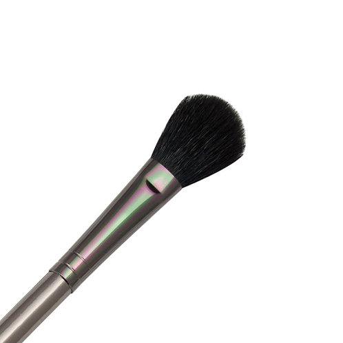 "Zen Series 83 Synthetic Watercolor w/Scraper SH Brush - Black Goat Mop 3/4"""