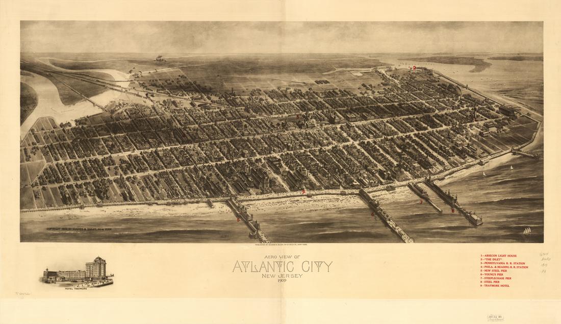 Atlantic City 1909