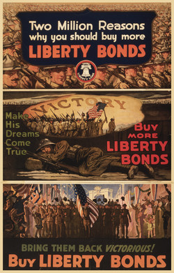 Victory Liberty Bonds