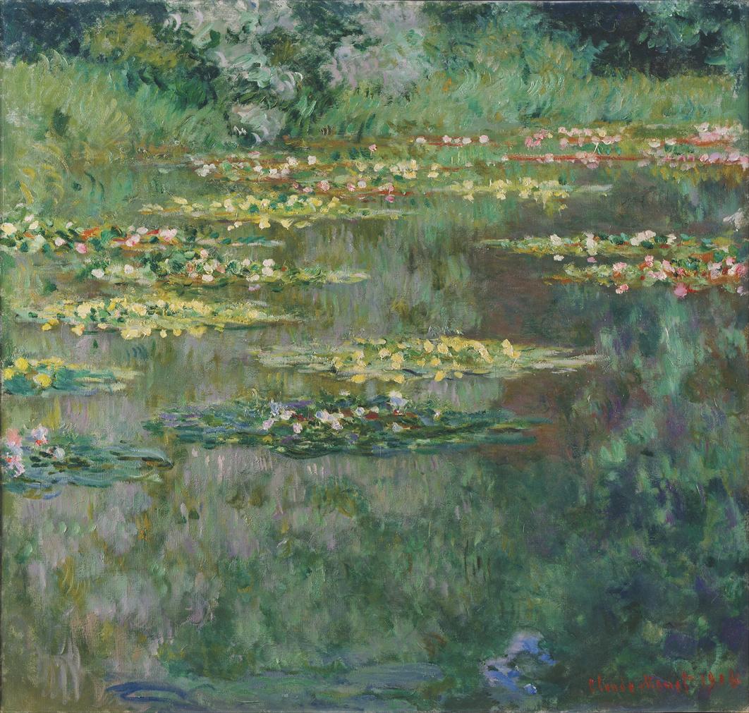 Le Bassin des Nympheas