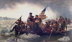Washington Crossing the Deleware