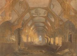 Interior of a Dormitory