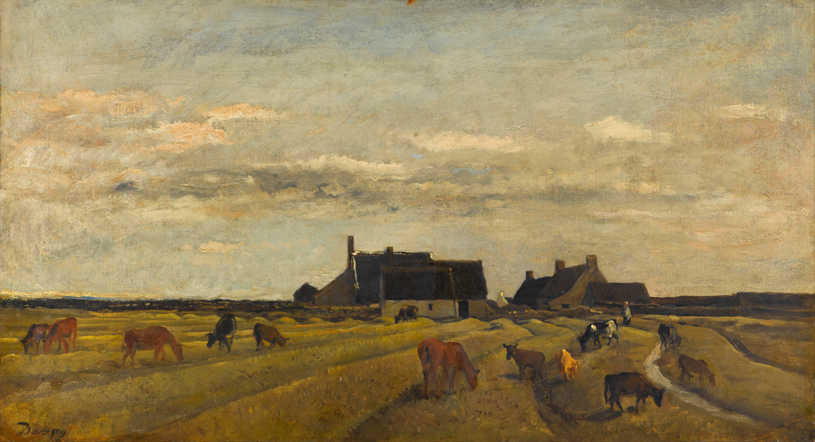 Farm at Kerity, Britainy