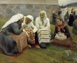 Women Outside the Church