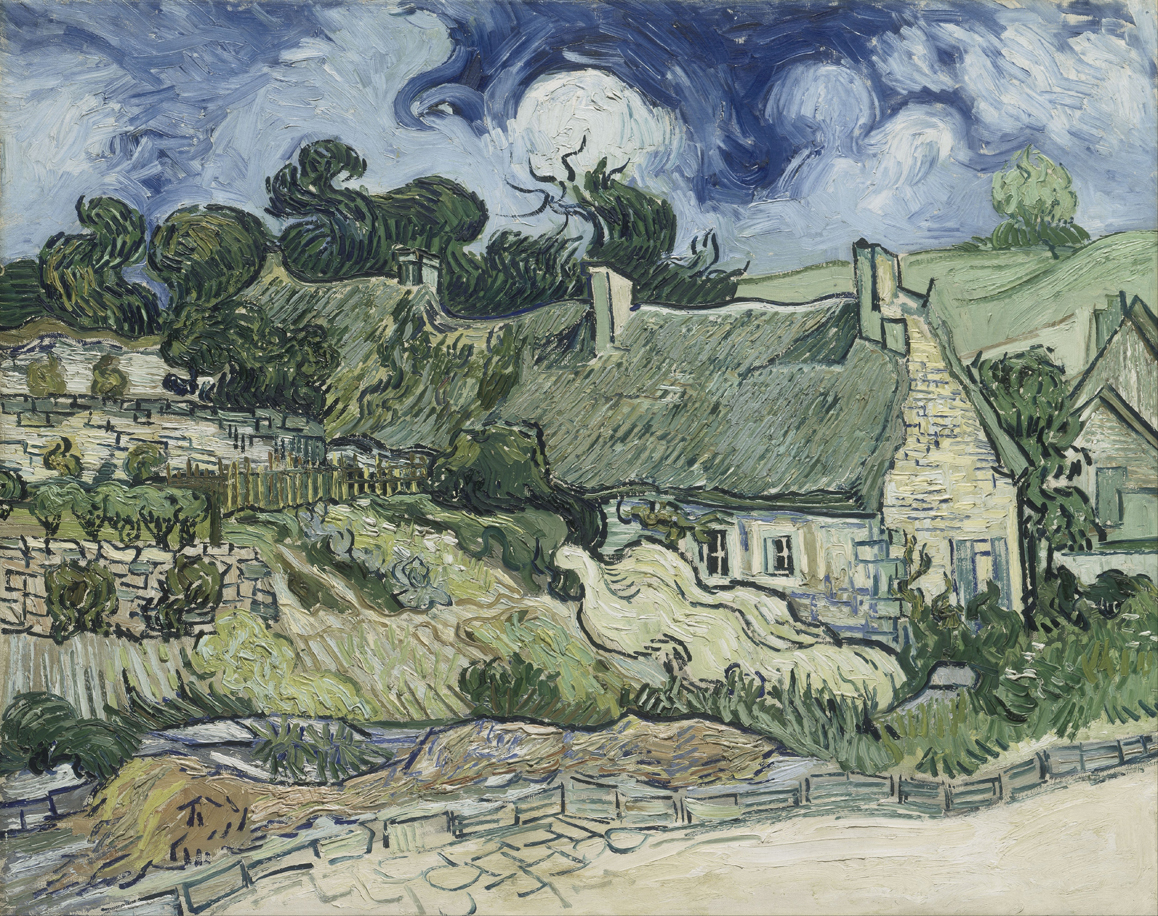 Thatched Cottages at Cordeville