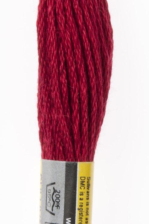 Sullivans Embroidery Floss - Medium Red
