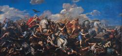 Battle of Alexander versus Darius