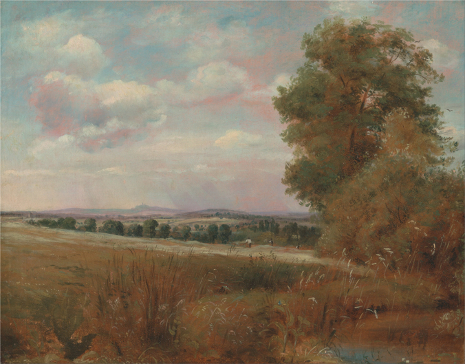 Landscape at Hampstead