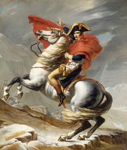 Bonaparte Franchissant