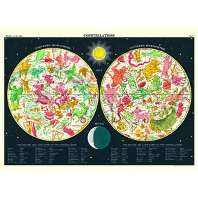 Decorative Italian Papers - Constellation 2