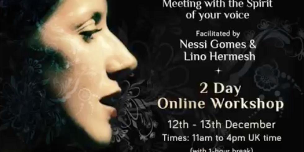 2 Day Online VO Workshop