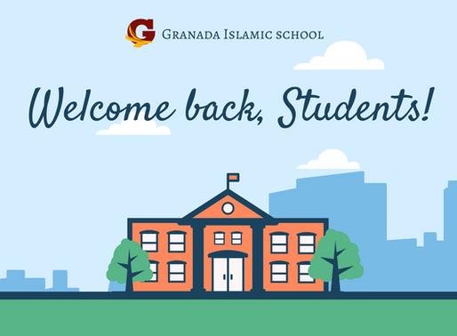 Message from our Head of School - Week 1 Recap