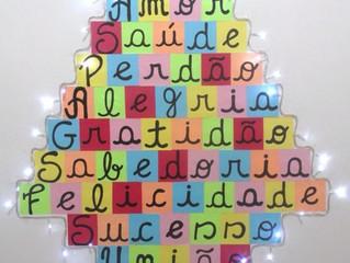 Faça você mesmo a sua arvore de Natal
