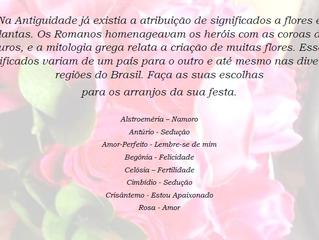 Significado da Flores