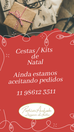 KITS / CESTAS NATAL