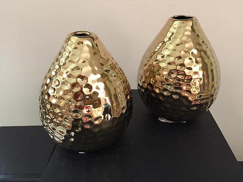 Vaso Dourado Pequeno