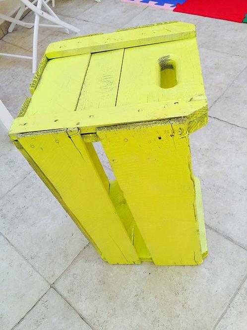 Caixa Amarelo