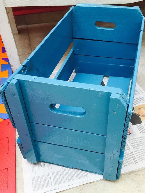 Caixa Azul