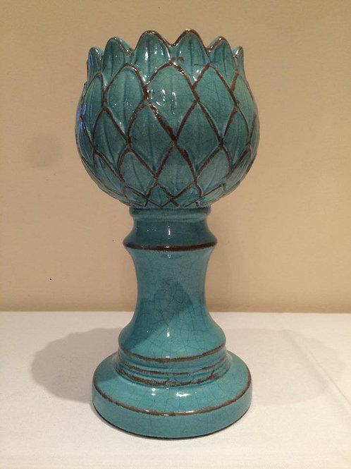 Vaso Azul Tiffany Grande