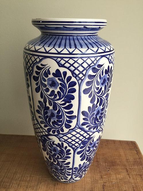 Vaso Azul Royal Grande