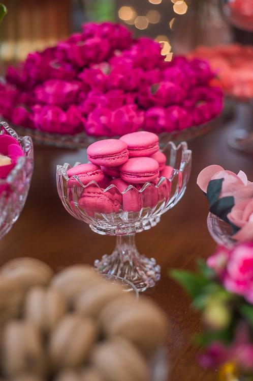 mini suporte de doces ou vaso