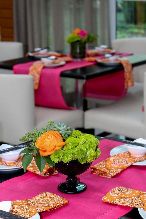 vaso mesa de convidados preto pp