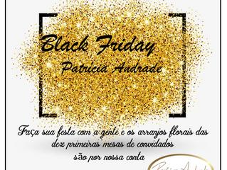 Black Friday - Faça a sua Festa