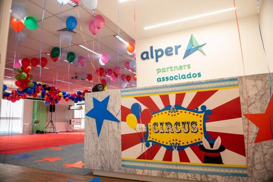 Dia da Crianças na Alper