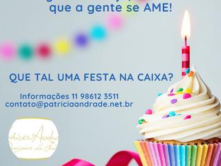 Celebre a Vida Sempre!!!
