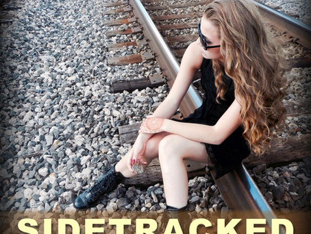 "Listen to ""Sidetracked"", my new album"