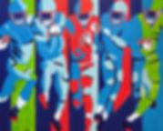 Running Game,16x20,acrylic W.jpg