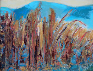Grain Field, 11x14, pastel, W.jpg