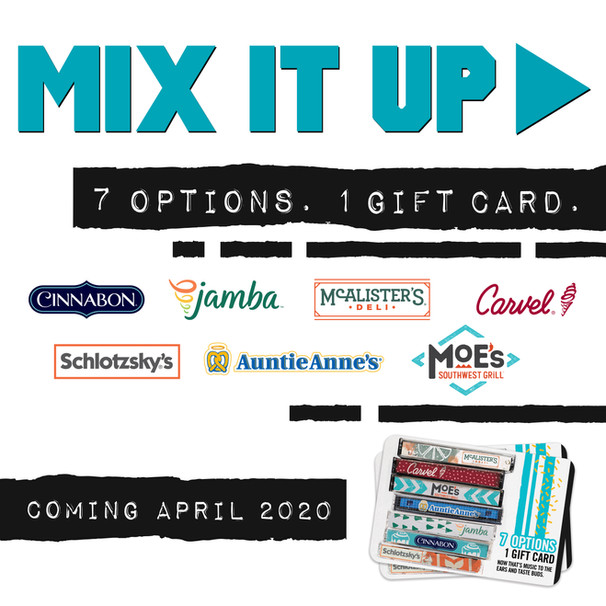Mix It Up by Focus Brands